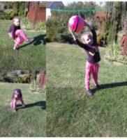 gimnastyka z piłką